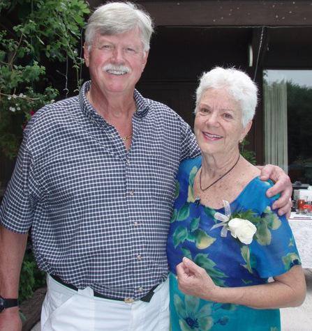Pete & Joan on deck-2